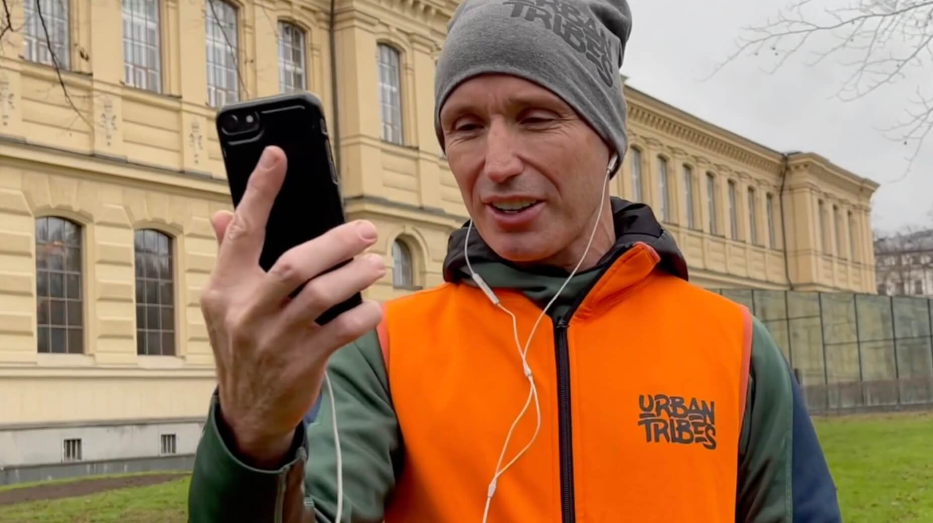 Löpcoach online via Zoom